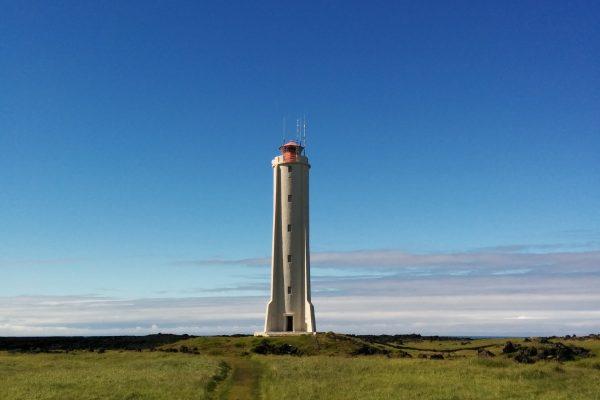 Fyrtorn på Snæfellsnes, Island