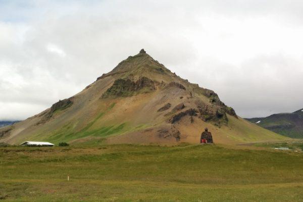 Snjófell - Island