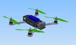 3D-modell av version 3.